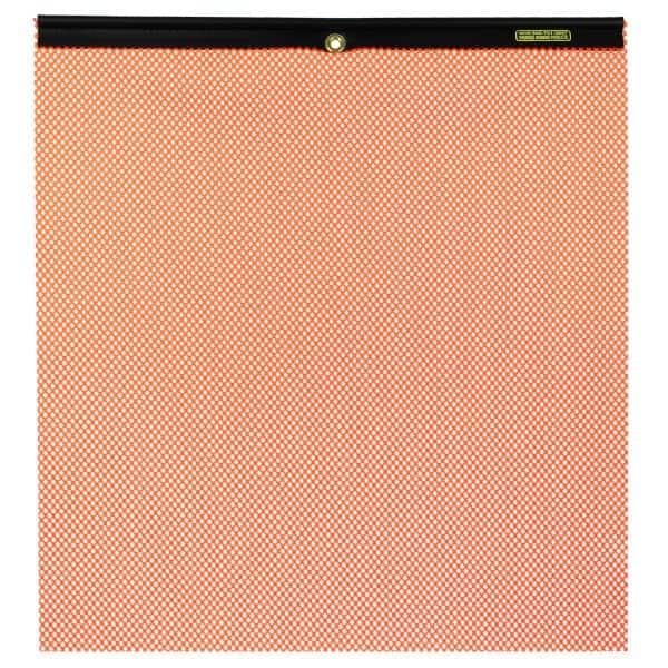 OWPI M-80 Warning Flag, orange, size 24-in OF11212