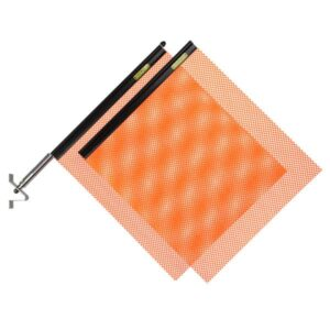 OWPI Quickmount Flag Kit, orange OF10200