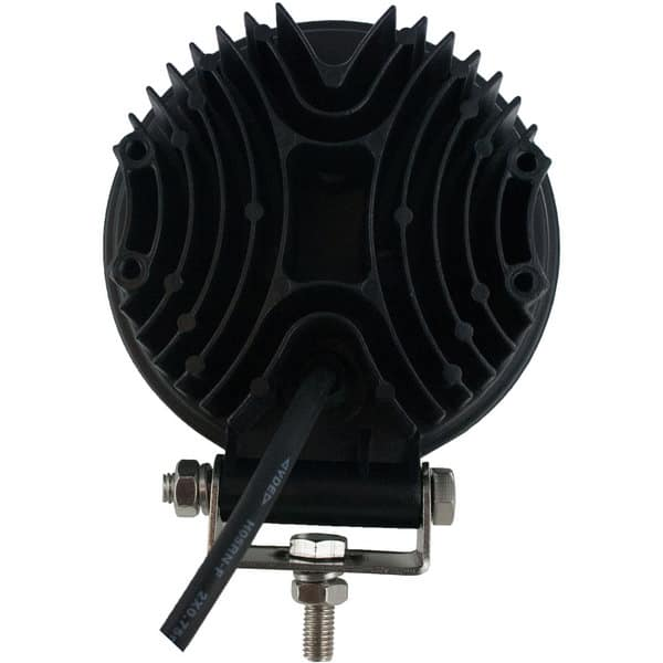 Techspan Megalumen 4-1:2-in Round Tractor:Utility - 2160LX Spot Beam LED Lamp TS725239