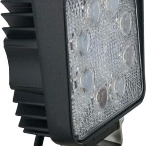 Techspan Megalumen 4-12-in Square Tractor:Utility LED Lamp TS725240