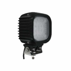 Techspan Megalumen 5-in alum square tractor/Utility - 4800 LX Narrow Flood LMP LED TS725235