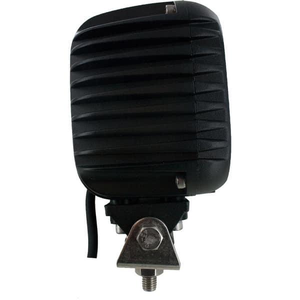 Techspan Megalumen 5-in alum square tractor:Utility LMP LED TS725236
