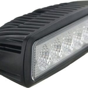 Techspan Megalumen Rectangular Tractor Utility LED Lamp TS725237