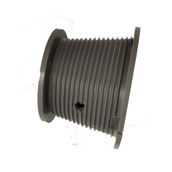 Cable Return Spool for Michel's System - Front Rev. 0001-020007