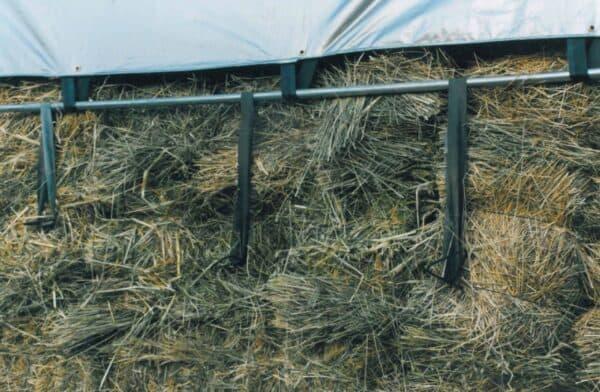 Inland Plastics Hay Tarps - Premium