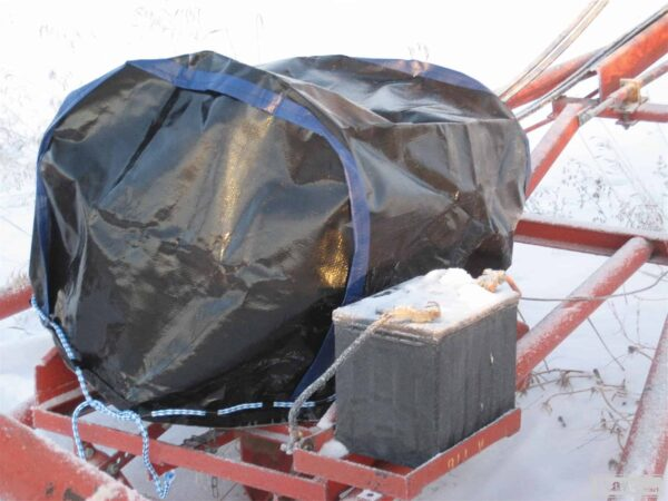Inland Plastics Motor Covers