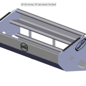 Roll Rite 104-in High Capacity Tarp Spool Housing 36172