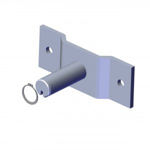 Roll Rite 4-Spring Pivot Pin with 47000 Snap Ring