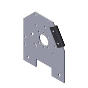 Roll Rite Aluminum Mounting Bracket - Driver Side 36338