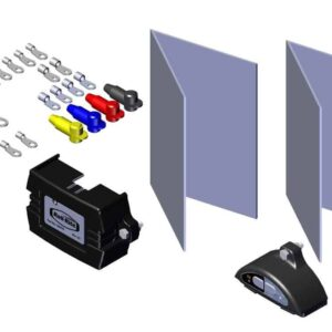 Roll Rite Electric Kit with Rite Touch with TSCM and Rocker Switch