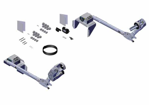 Roll-Rite-Rite-Lock-Power-Arm-Kit-With-Pass-Stowing-and-Two-Top-Mount-Pivots-for-Bottom-DumpTrailer-37120