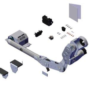 Roll Rite Rite-Lock Power Arm Kit for Straight Truck 37320