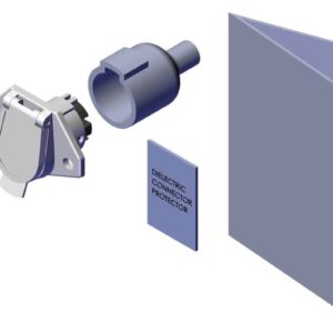 Roll Rite Socket Assembly With Sureflex Dual Vertical Terminal 12770_3