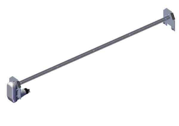 Roll Rite Spool Kit With Super Duty Tarp Spool, 97-in Axle & Mounting Brackets 36380