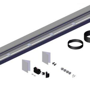 Roll Rite Spool Kit With TarpMaster Tarp Spool and 98-in Housing 36060