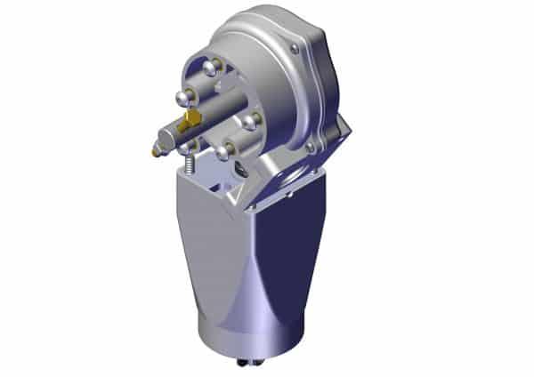 Roll Rite TarpMaster Gear Motor 12V 10310