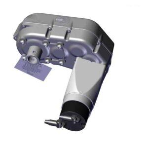 Roll Rite Thru-Shaft Tarp Motor 12V 10250