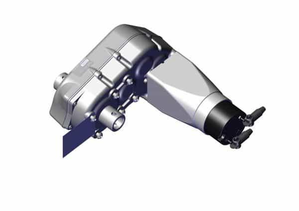 Roll Rite Thru-Shaft Tarp Motor 24V 10280