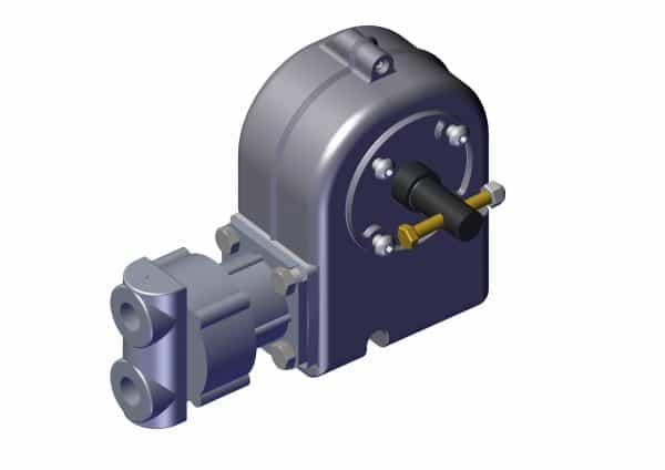 Roll Rite 10180 Hydra-Lock Motor