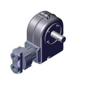 Roll Rite 10190 Hydra-Lock Motor with 1in Shaft