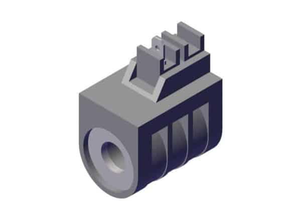 Roll Rite 12VDC Coil for Power Unit (39612 & 39712) RR102078