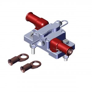 Roll Rite 200 amp Manual Reset Breaker Kit for 12V Pump RR17912