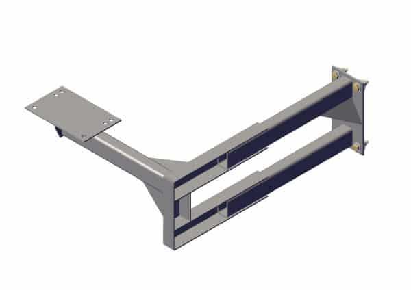 Roll Rite Adjustable Forward Pivot Mount, 6 & 8 Spring Top Mount RR104570
