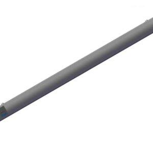 Roll Rite Aluminum 48 Pivot Tube with Set Screws & Decals 103618