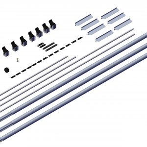 Roll Rite Axle Kit - 3in without Ridge Pole for 31ft - 36ft Trailers RR102572