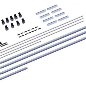 Roll Rite Axle Kit - 3in without Ridge Pole for 37ft - 40ft Trailers RR102574