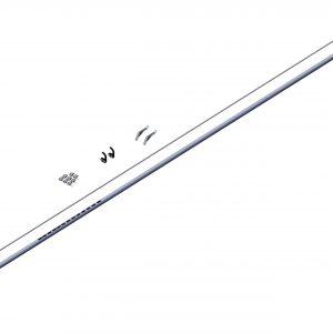 Roll Rite Axle Kit - 4in for 36ft Side Dump Trailer RR102375
