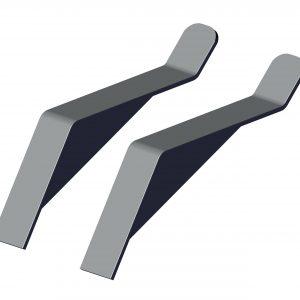 Roll Rite Center Bracket for Side Dump Tarp Spool (pair) RR36870
