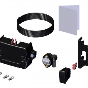 Roll Rite Custom Electric Kit with Switch Wire 104437