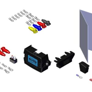 Roll Rite Electric Kit - Gen1+ SS Motor Control 12V SWD9 and Rocker Switch 105118