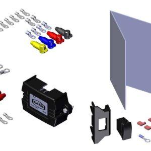 Roll Rite Electric Kit - Gen1+ SS Motor Control with Rocker Switch
