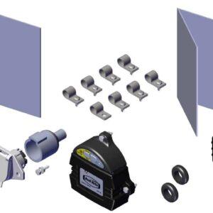 Roll Rite Electric Kit - Rite Touch W RF & Roll-Rite Key Fob 101707_1