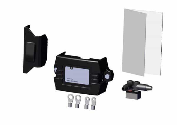 Roll Rite Electric Kit - TSCM with Rocker Switch 6 ga Rev E2 103460