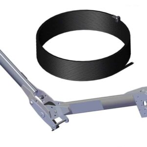 Roll Rite Front Arm Pivot Assembly for 37103 Power Kit 101649