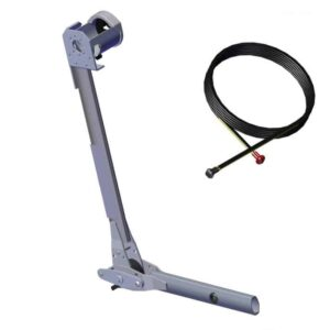 Roll Rite Pivot - Assembled Front Arm for 103835 Power Kit Driver Stowing 103836