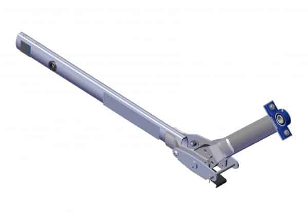 Roll Rite Pivot - Assembled Knuckle Arm for 37200, Non Motor End