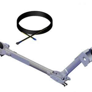 Roll Rite Pivot - Assembly Knuckle Front Arm for 38208 or 38206 101077