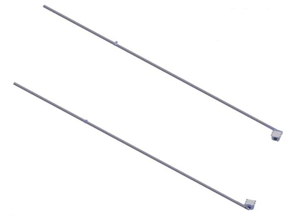 Roll Rite Pivot Set - 12 Spring Under-Body Mount with 22-ft Pivot Tubes 47605