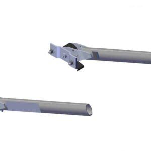 Roll Rite Pivot Set - 3 Spring with 31 Aluminum Pivot Tube 46430-31