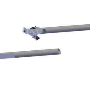 "Roll Rite Pivot Set - 3 Spring with 48"" Aluminum Pivot Tube"