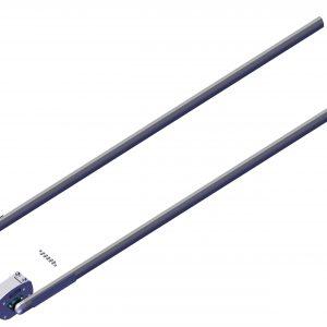 Roll Rite Pivot Set - 5 Spring Under-Body Mount with 96 Pivot Tubes 46550