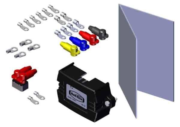 Roll Rite Relay Kit - Gen1+ SS Motor Control 12V SWE2 102766