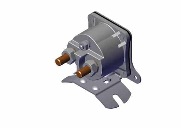 Roll Rite Solenoid, 12VDC Start Switch for Power Unit (39612 & 39712) RR102079