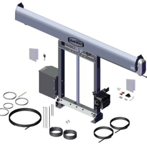 Roll Rite Tarp System - Super Duty Single Stage Adjustable with Dual Valve Pump & Control Box RR101473