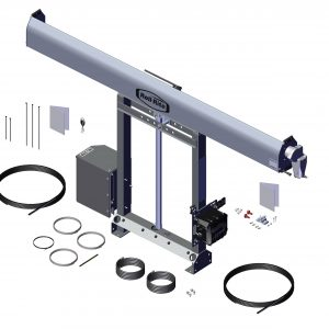 Roll Rite TarpMaster Adjustable Tower with Pump & Control Box for DC203 Tarp System RR101614