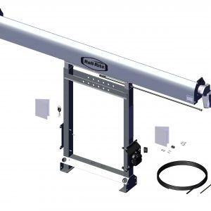 Roll Rite TarpMaster Stationary Tower with Single Function RF (No Lights) for DC200 Tarp System RR101616